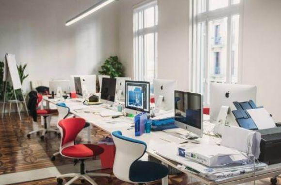 Oficina compartida Barcelona Crescendo