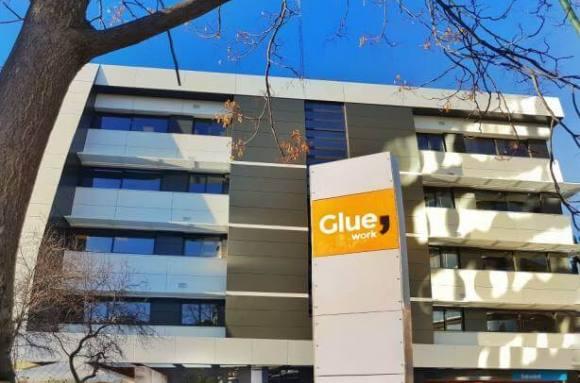 Centro de negocios con coworking Madrid Glue Work López de Hoyos