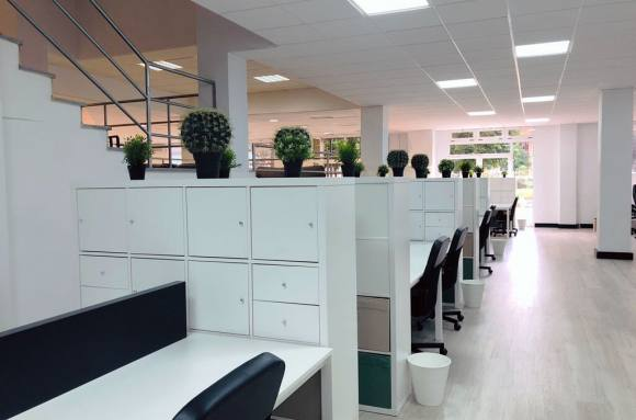 Coworking Valencia Open Space Coworking