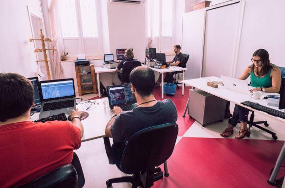 Oficina compartida Sevilla thinking company