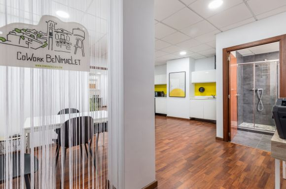 Coworking Valencia COWORK BENICMACLET