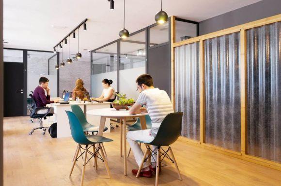 Centro de negocios con coworking Vigo inCUBE espacios