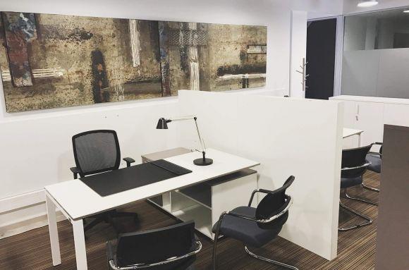 Centro de negocios con coworking Barcelona GBC - Despachos, coworking y salas