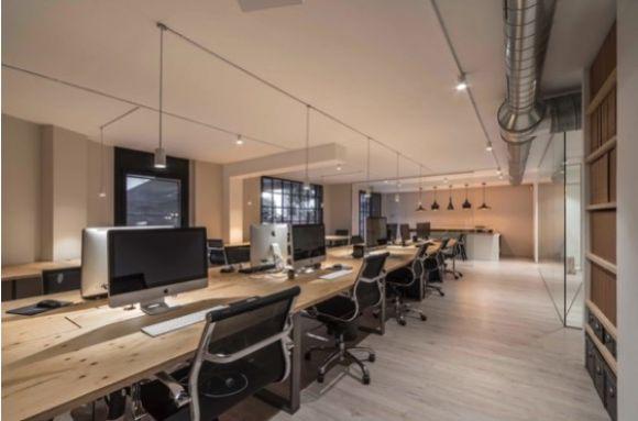 Oficina compartida Barcelona Crea.HOUSE