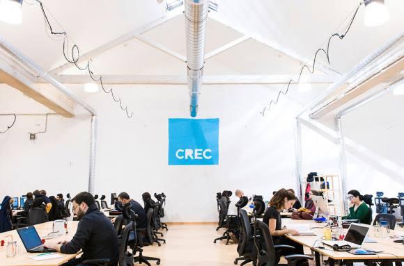 Coworking Barcelona  CREC Coworking Poble Sec