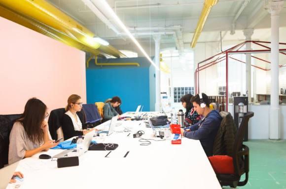 Coworking Barcelona CREC Coworking Eixample