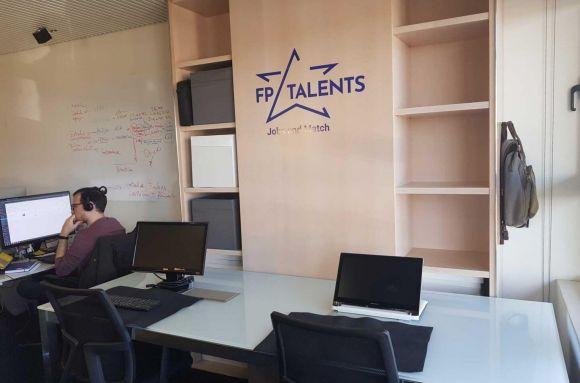 Oficina compartida Valencia Despacho StreetFighter