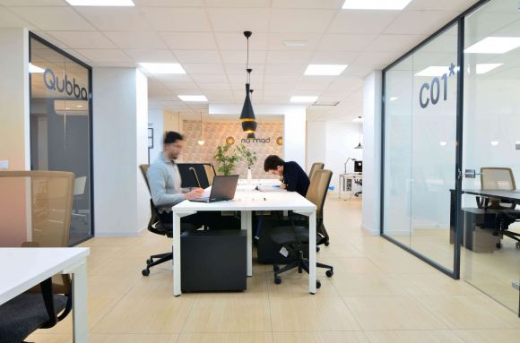 Coworking Madrid NOMAD COWORKING