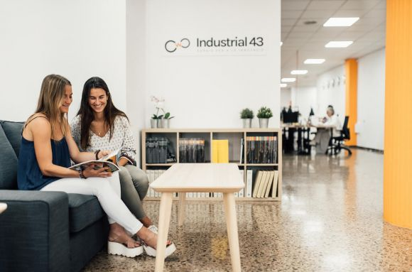 Coworking Terrasa Industrial 43 - Sant Pere