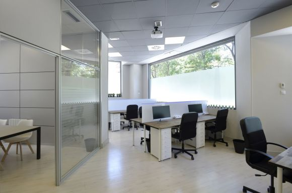 Centro de negocios con coworking Zaragoza LEONARDO BUSINESS CENTER RUISEÑORES