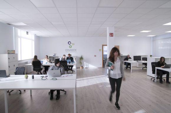 Coworking Navarra DINABIDE - Transformación Digital