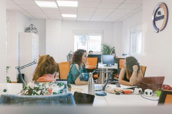 Coworking Málaga El Círculo Coworking
