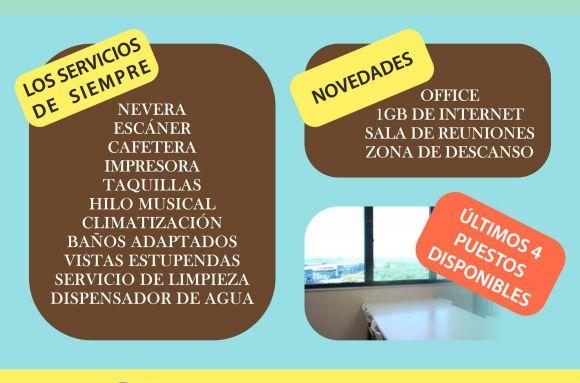 Coworking Mairena del Aljarafe +Qesferas Mairena dl Aljarafe