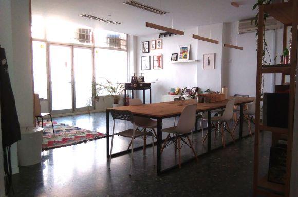 Coworking Sevilla Casa de Carlota Sevilla