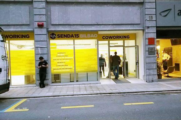 Coworking Bilbao Senda15 Bilbao Coworking