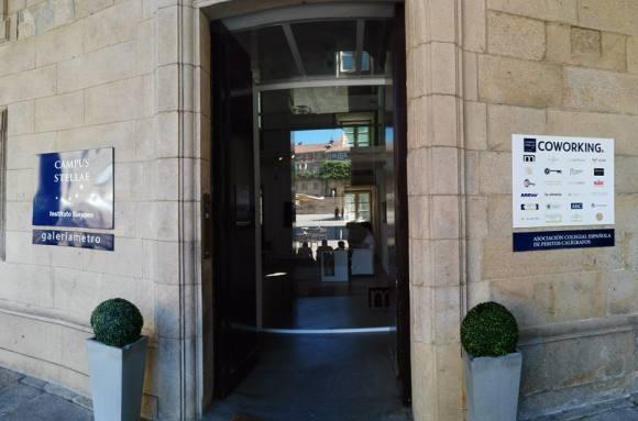 Centro de negocios con coworking Santiago de Compostela Coworking Santiago Campus Stellae