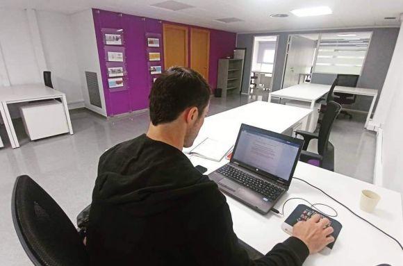 Coworking Figueras Entresol70