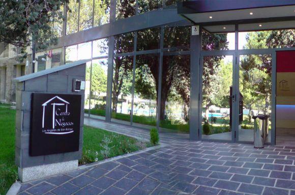 Centro de negocios con coworking Segovia Centro de Negocios ASR