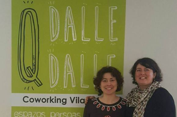 Coworking Pontevedra Dallequedalle