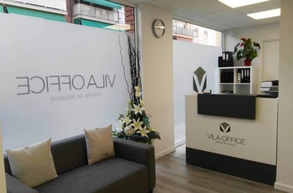 Centro de negocios Vilanova i la Geltrú VILAOFFICE