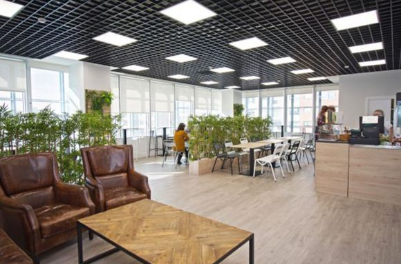 Coworking Madrid INN Offices Madrid