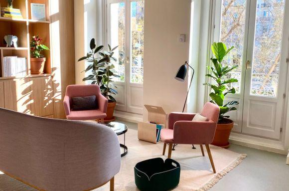 Centro de negocios con coworking Madrid Spaces Recoletos