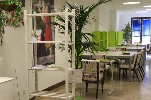 Centro de negocios con coworking Burgos Coworking Burgos/ábaco