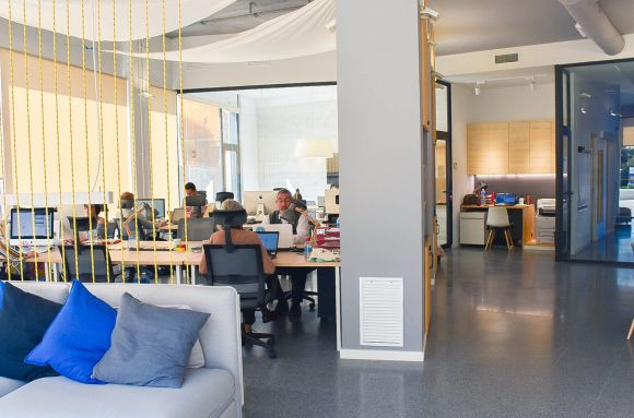 Coworking Barcelona Working WITH