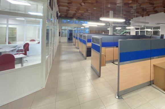 Oficina compartida Madrid Espacio 21