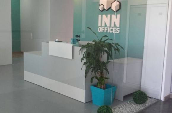 Centro de negocios con coworking Dos Hermanas Inn Offices Metroquinto
