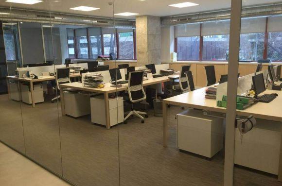 Oficina compartida Barcelona Oficina compartida Edificio City