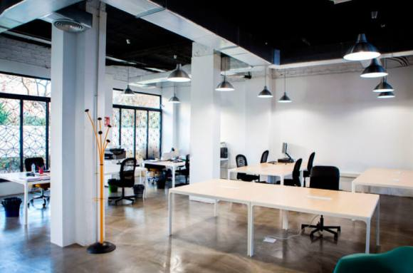 Coworking Madrid MADWORK