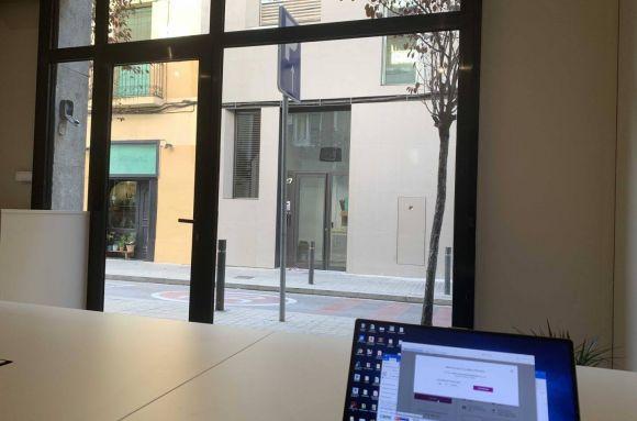 Oficina compartida Barcelona Designers Studio Via Augusta