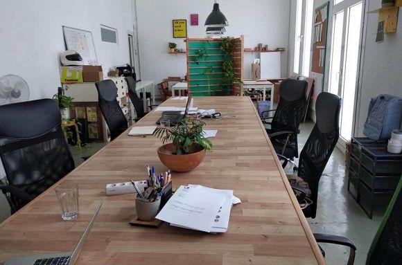 Oficina compartida Barcelona Bridepalla