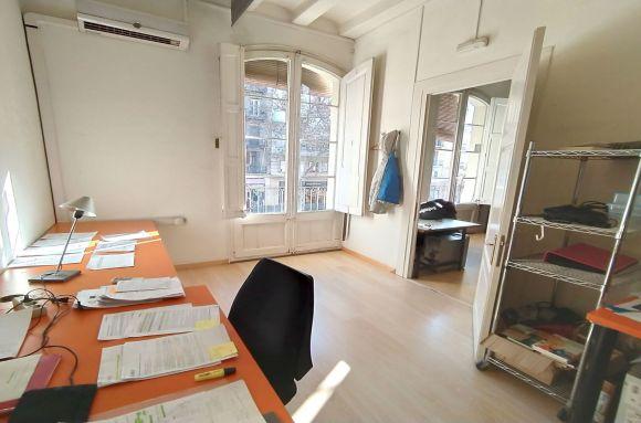 Oficina compartida Barcelona Coworking Sant Antoni