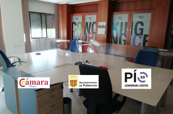 Coworking Palencia PIO XII COWORKING CENTER