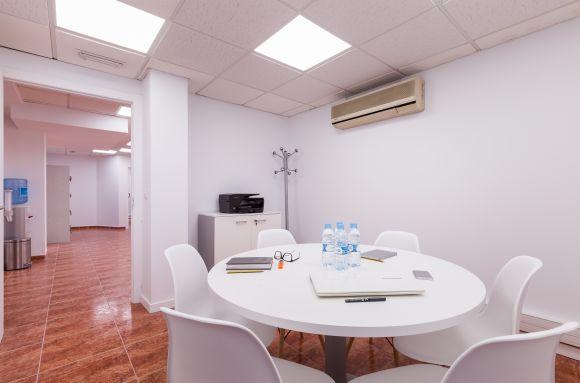 Centro de negocios con coworking Valencia SYNERGY CENTRO DE NEGOCIOS