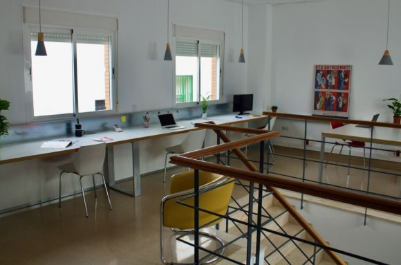 Coworking Sevilla Tsinami Hub (torneo)