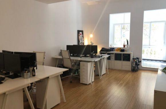 Oficina compartida Barcelona Oficina C. Verdi