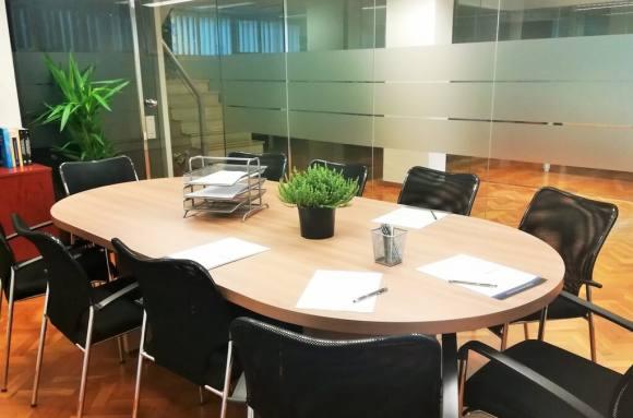 Oficina compartida Barcelona Espacio Pedralbes