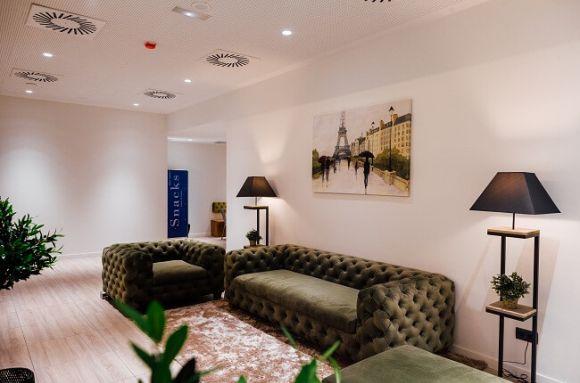 Centro de negocios con coworking Barcelona NETWORKIA Paseo de Gracia