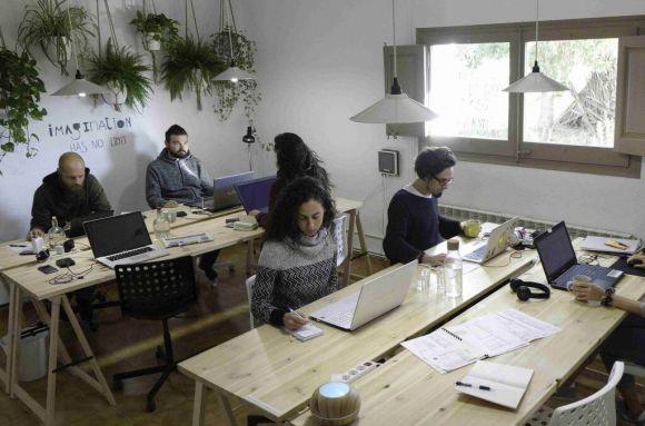 Coworking Sant Esteve de Palautordera Kalart | Coliving & Coworking
