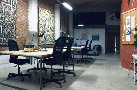 Coworking Lleida L'espai COWORK
