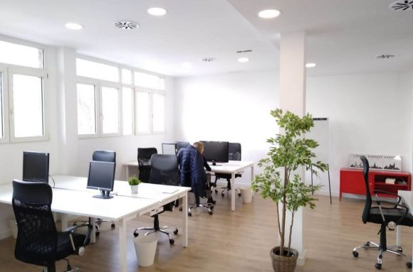 Coworking Madrid LIVINK Suanzes