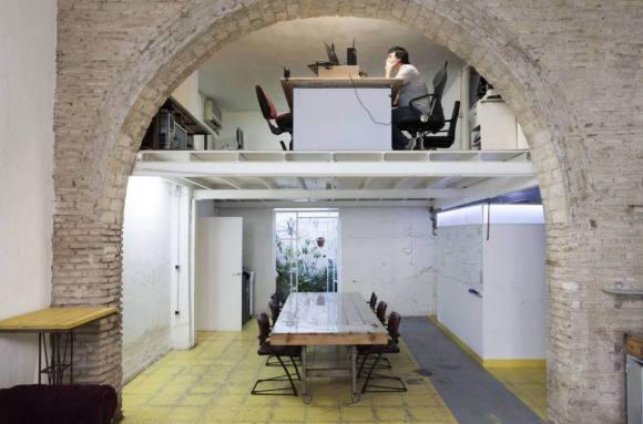 Oficina compartida Sevilla amodal