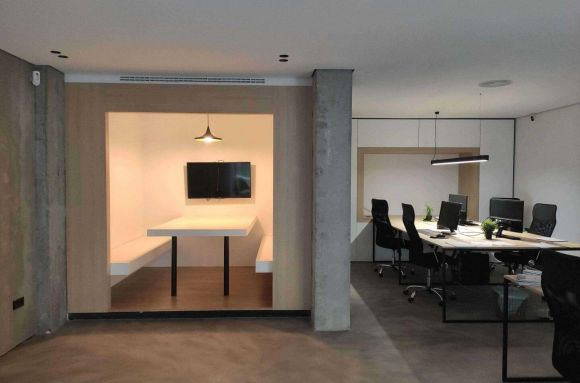 Coworking Madrid Co-Working Trastevere Madrid