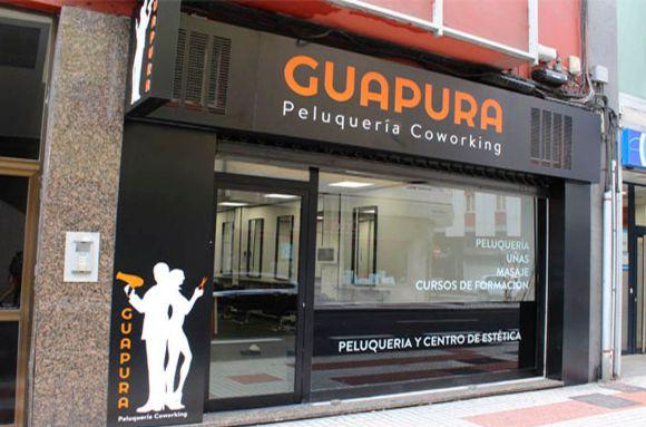 Coworking Las Palmas de Gran Canaria GUAPURA PELUQUERÍA Y ESTETICA COWORKING