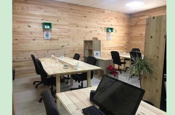 Coworking Cádiz Omniwork Center