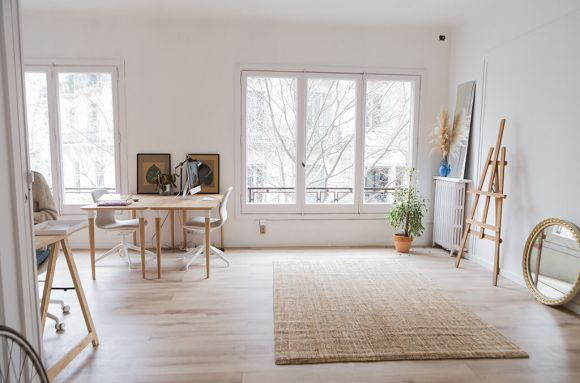 Oficina compartida Barcelona Olive rose studio
