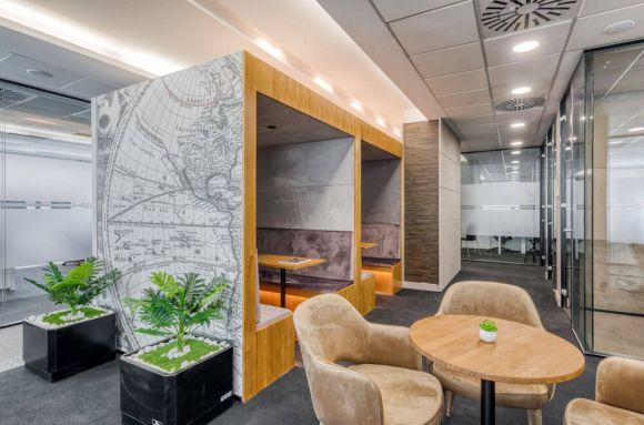 Centro de negocios con coworking Madrid NETWORKIA Cuzco